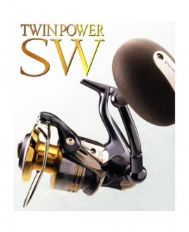 Moulinets Shimano Twinpower SW