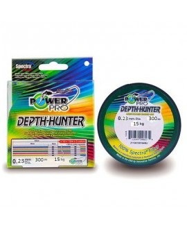 Tresses Shimano Depth Hunter